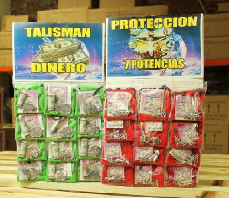 resguardos y protecciones para la suerte
